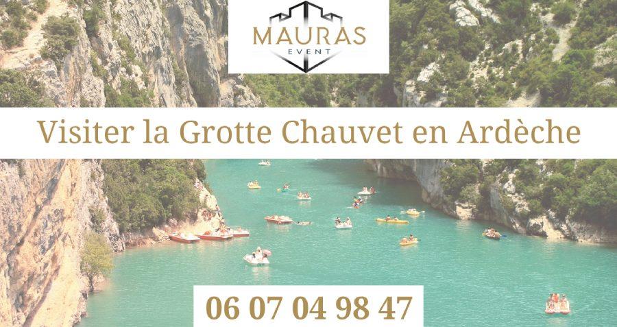 Visiter la Grotte Chauvet en Ardèche | 06 07 04 98 47